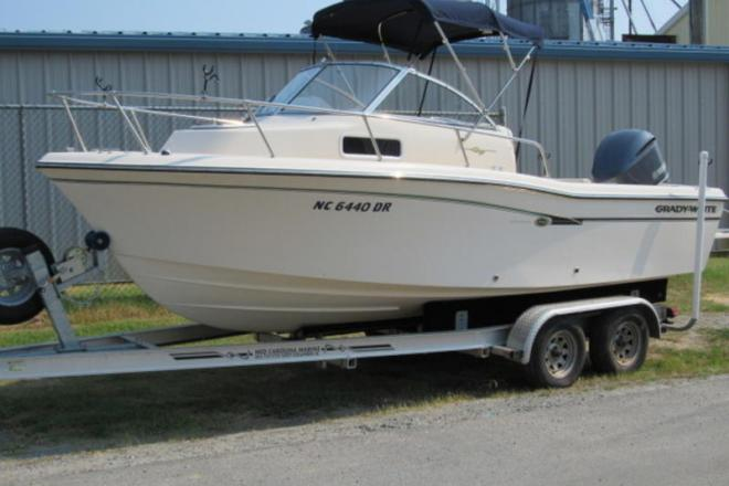 2018 Grady White Adventure 208 - For Sale at Jerome, ID 83338 - ID 156477