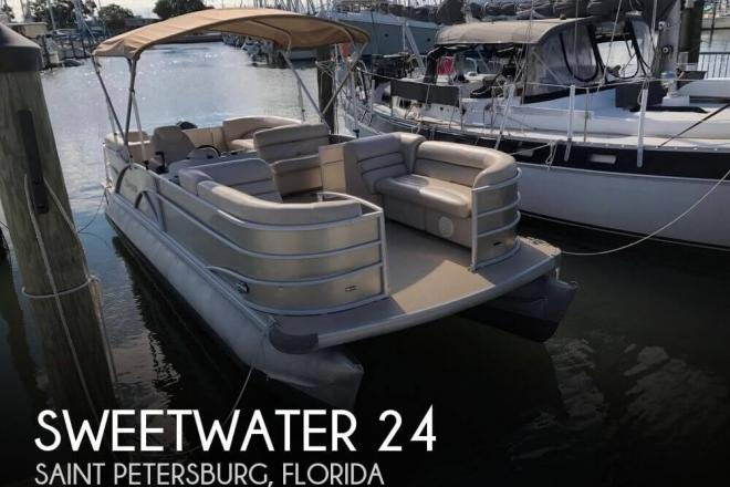 2014 Sweetwater AP 235 RL - For Sale at Saint Petersburg, FL 33711 - ID 156486