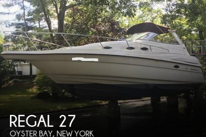 1998 Regal 2760 Commodore - For Sale at Oyster Bay, NY 11771 - ID 156492