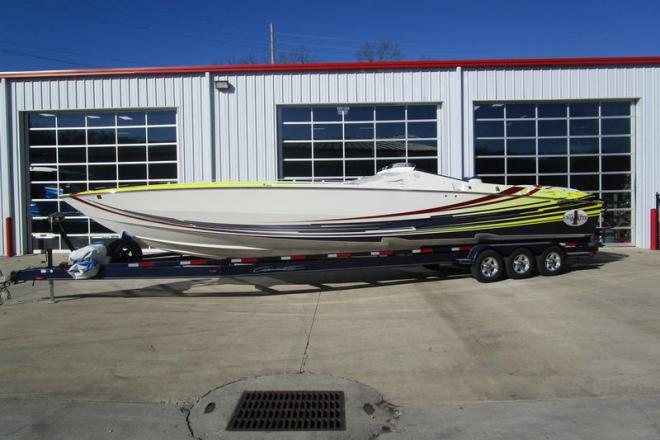 2003 Cigarette 38 Top Gun - For Sale at Osage Beach, MO 65065 - ID 156505
