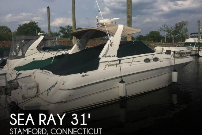 2000 Sea Ray 310 Sundancer - For Sale at Stamford, CT 6901 - ID 156509