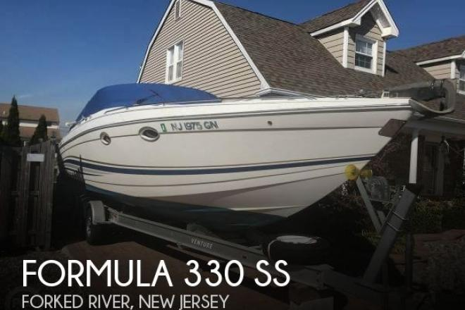 2001 Formula 330 SS - For Sale at Forked River, NJ 8731 - ID 156511