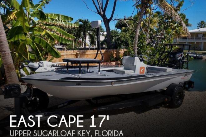 2015 East Cape EVO Center Console - For Sale at Upper Sugarloaf Key, FL 33042 - ID 156449