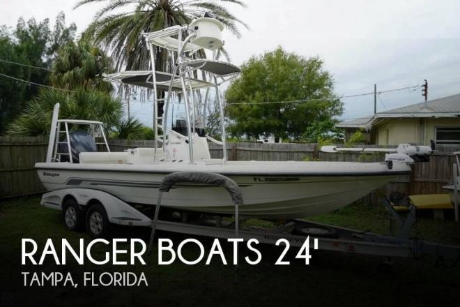 2007 Ranger 2400 Bay - For Sale at Tampa, FL 33601 - ID 155704