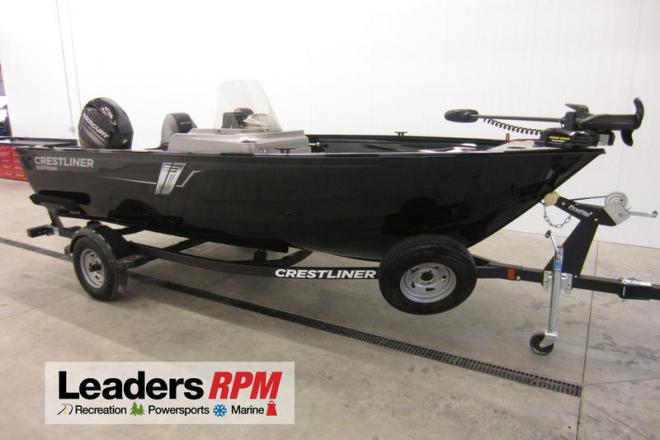 2019 Crestliner 1600 VISION SC - For Sale at Kalamazoo, MI 49009 - ID 156530