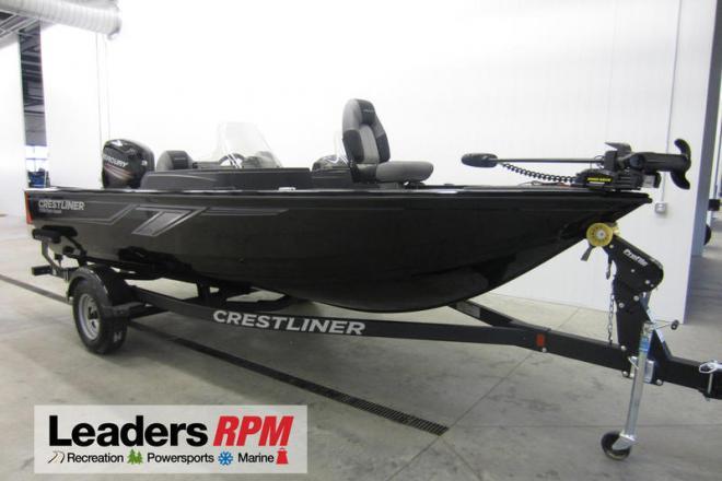 2019 Crestliner 1750 FISH HAWK DC JS - For Sale at Kalamazoo, MI 49019 - ID 156531