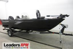 2019 Crestliner 1650 Fish Hawk SE Side Console