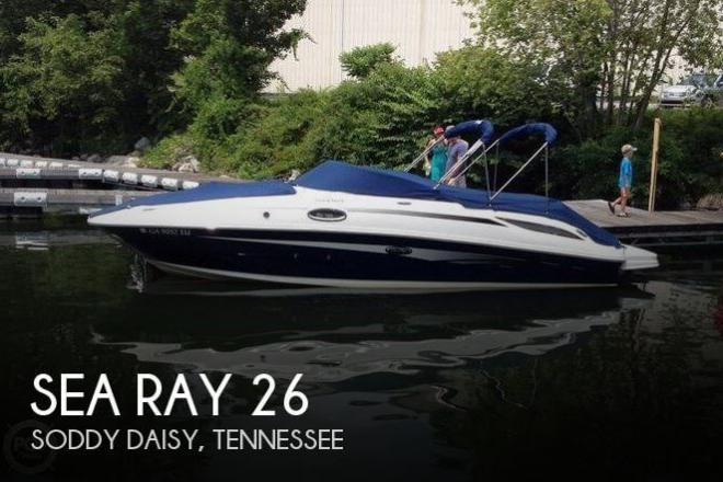 2011 Sea Ray 260 Sundeck - For Sale at Soddy Daisy, TN 37379 - ID 156536