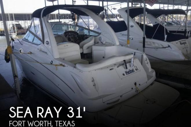 2003 Sea Ray 280 Sundancer - For Sale at Fort Worth, TX 76135 - ID 156292