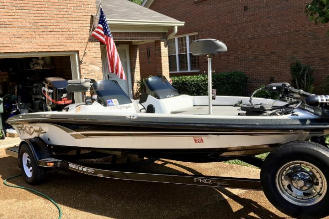2004 ProCraft Pro 185 - For Sale at Chattanooga, TN 37410 - ID 156539