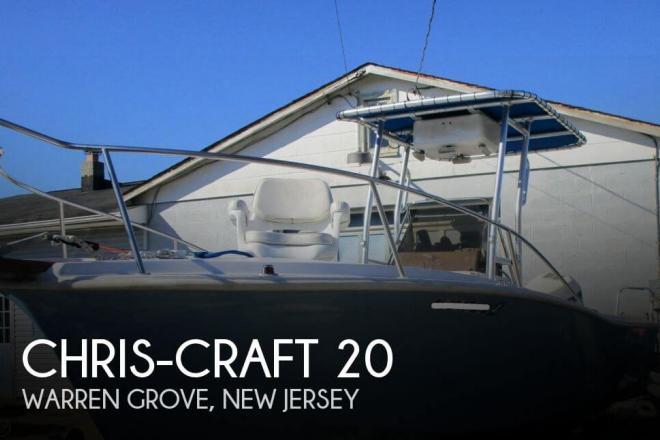 1988 Chris Craft 213 Sea Hawk - For Sale at Barnegat, NJ 8005 - ID 156561