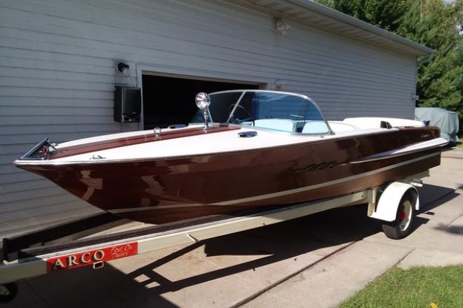 1963 Chris Craft Super Sport Cruiser - For Sale at Rochester, MN 55901 - ID 156577