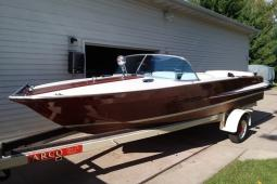 1963 Chris Craft Super Sport Cruiser