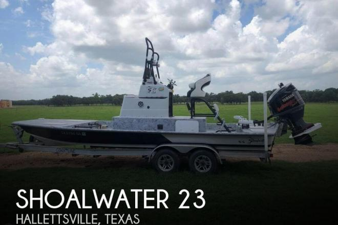 2010 Shoalwater 23 Cat - For Sale at Hallettsville, TX 77964 - ID 156603
