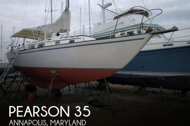 1978 Pearson 35 - For Sale at Annapolis, MD 21403 - ID 156637