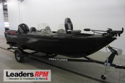2019 Crestliner 1650 FISH HAWK SE DC
