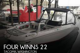 2017 Four Winns HD 220 OB SS