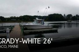 2003 Grady White Express 265