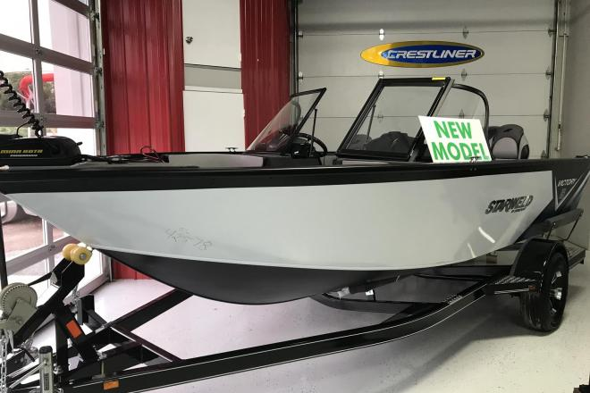 2019 Starweld Victory 18 DC - For Sale at Brighton, MI 48114 - ID 151181