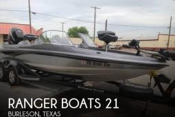 2015 Ranger 212LS
