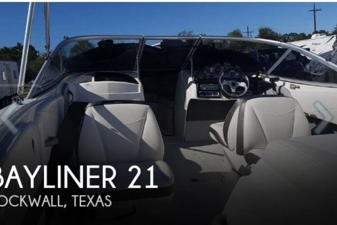 2009 Bayliner 215 - For Sale at Rockwall, TX 75032 - ID 156755