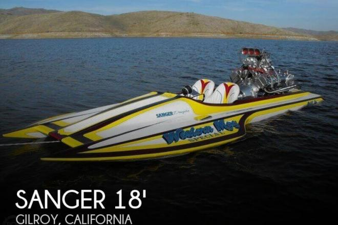 1977 Sanger Hydro Prototype 18 - For Sale at Gilroy, CA 95020 - ID 156334