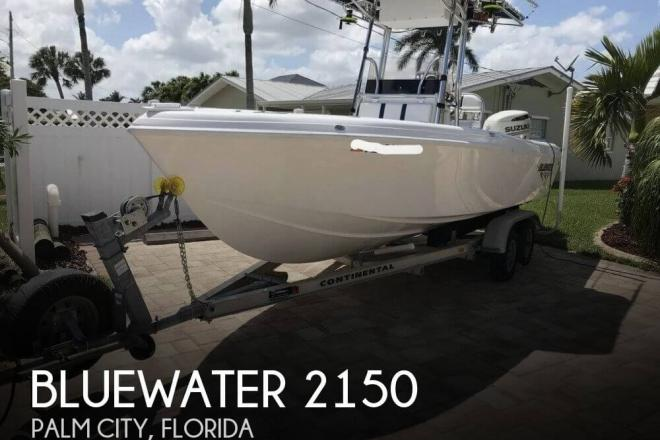 2017 Bluewater 2150 - For Sale at Port Saint Lucie, FL 34952 - ID 156728