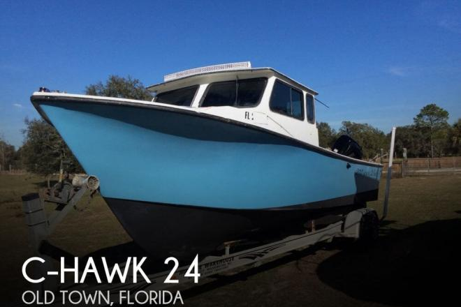 1989 C Hawk 245 C - For Sale at Old Town, FL 32680 - ID 156837