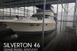 1989 Silverton 46 Aft Cabin Motoryacht