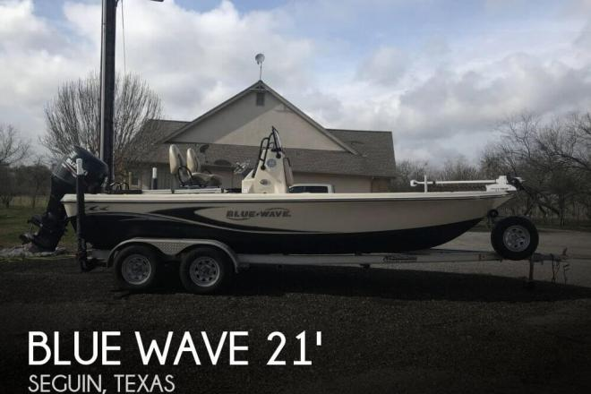 2016 Blue Wave 2200 Pure Bay - For Sale at Seguin, TX 78155 - ID 156838