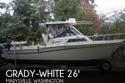 1989 Grady White 252G Sailfish