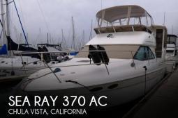1997 Sea Ray 370 AC