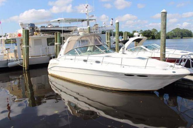 2002 Sea Ray 340 Sundancer - For Sale at Gulfport, MS 39501 - ID 156882