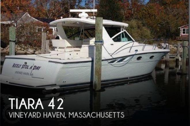 2003 Tiara 3500 Open Hardtop - For Sale at Vineyard Haven, MA 2568 - ID 156911
