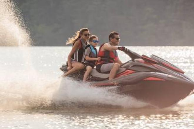 2019 Yamaha FX Cruiser SVHO - For Sale at Winchester, TN 37398 - ID 156925