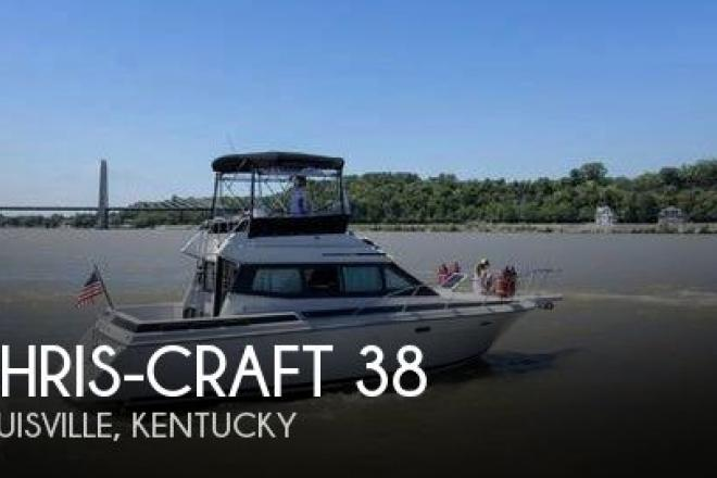 1989 Chris Craft Amerosport Sedan 320 - For Sale at Prospect, KY 40059 - ID 156946