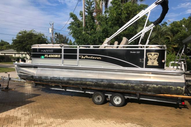2016 Harris Cruiser 220  - For Sale at Fort Myers, FL 33901 - ID 156991