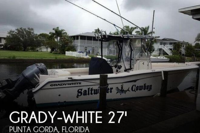 2004 Grady White 273 Chase CC - For Sale at Punta Gorda, FL 33955 - ID 156992