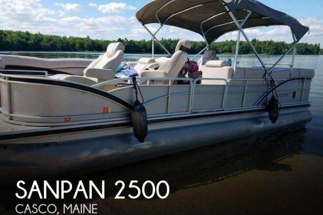 2010 Sanpan 2500 - For Sale at Casco, ME 4015 - ID 156559