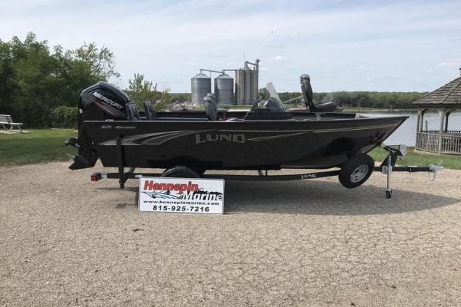 2019 Lund 1675 Adventure SS - For Sale at Hennepin, IL 61327 - ID 157057