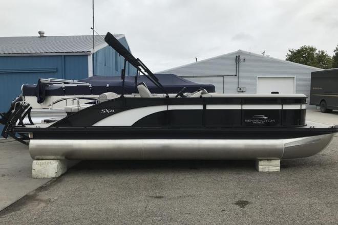 2019 Bennington 23SSBXP - For Sale at Hennepin, IL 61327 - ID 157063