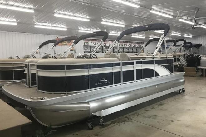 2019 Bennington 23 SPDX - For Sale at Hennepin, IL 61327 - ID 157071