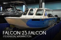2018 Falcon 25 Falcon