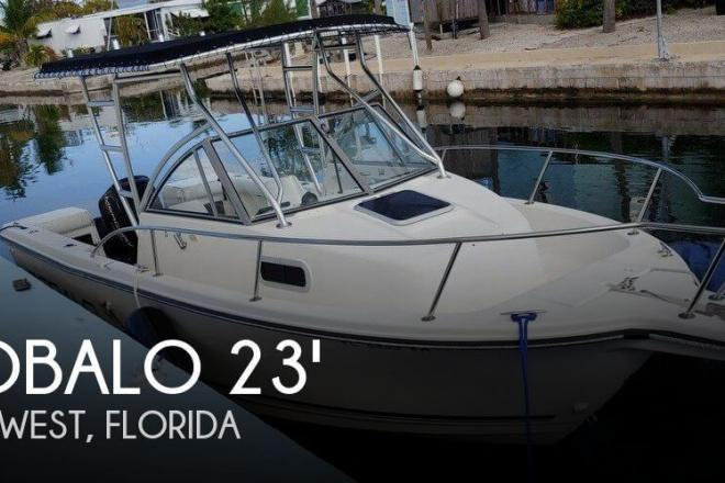 1996 Robalo 2140 Walkaround - For Sale at Key West, FL 33040 - ID 156896
