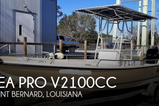 1998 Sea Pro V2100CC - For Sale at Saint Bernard, LA 70085 - ID 156842