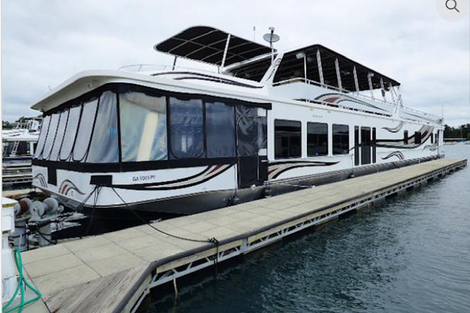 2005 Sumerset Houseboats  - For Sale at Buford, GA 30515 - ID 157187