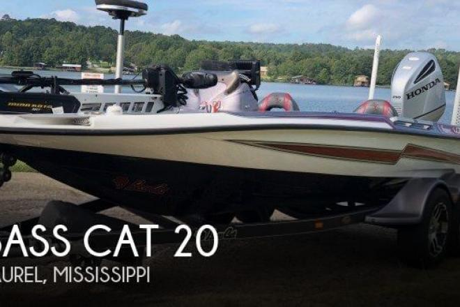 2018 Bass Cat 20 Lynx - For Sale at Laurel, MS 39440 - ID 157191