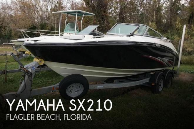 2015 Yamaha SX210 - For Sale at Flagler Beach, FL 32136 - ID 156999