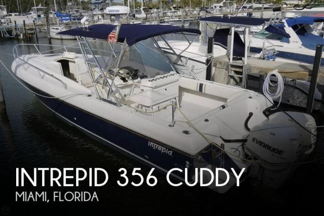1996 Intrepid 356 Cuddy - For Sale at Miami, FL 33177 - ID 157012