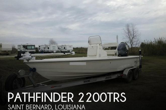 2013 Pathfinder 2200TRS - For Sale at Saint Bernard, LA 70085 - ID 156856